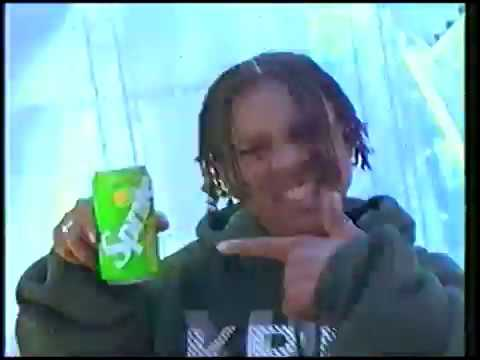 Kris Kross in 1993 Sprite Ad