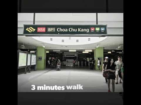 Blk 353 Choa Chu Kang Central