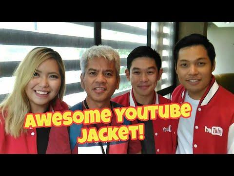 Awesome YouTube Jacket I Ambassador Launch