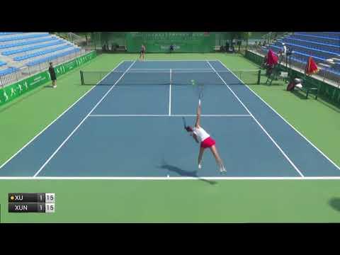 Xu Shilin v Xun Fang Ying - 2018 ITF Wuhan