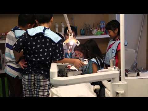 เด็กจิ๋ว@Kidzania ตอน11 หมอฟัน [N'Prim W275]