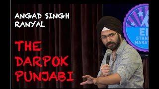 EIC: Angad Singh Ranyal The Scared Punjabi