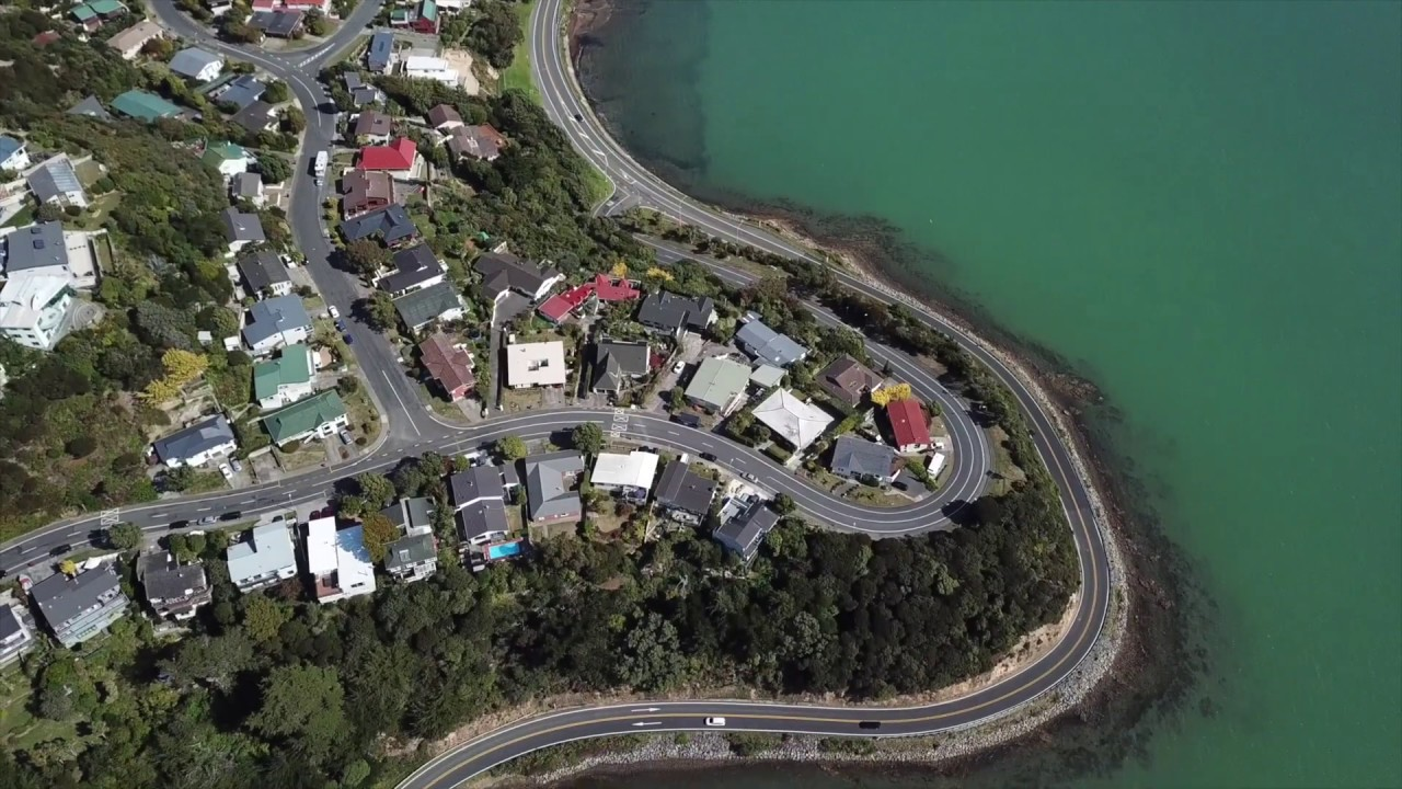 A Little Lockdown Dream to 'Tall Poppy' Porirua in to a Cycle Centric City