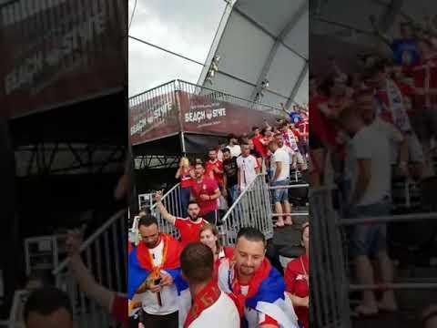 Download Srbija - Costa Rica 1:0 Idem preko zemlje Srbije