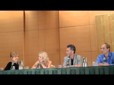Dragoncon Smallville Panel '13 part 1