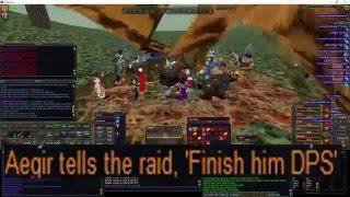Caer Cadarn Everquest TLP Guild vs Kunark