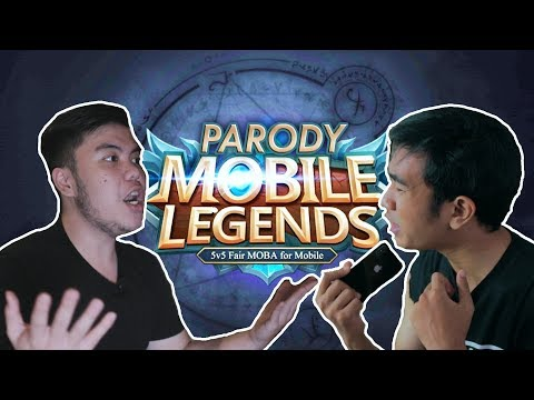 Parody Mobile Legends Feat. Dyland PROS