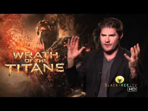 with the Director of Wrath of the Titans Jonathan Liebesman
