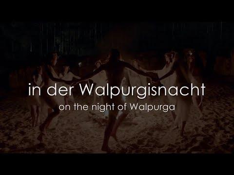 Walpurgisnacht - German LYRICS + Translation - Faun