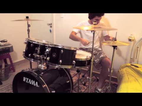 Wagner Bocchi - Train - Drive By (Drum Cover)