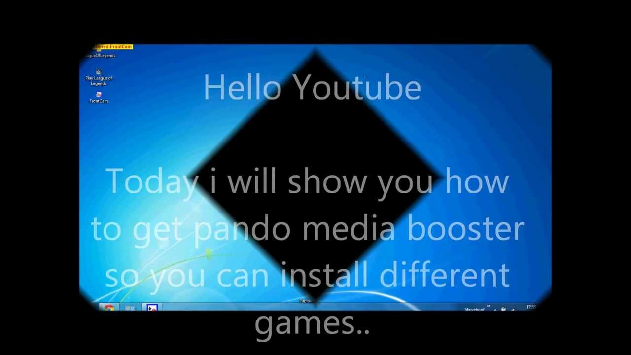 pando media booster 64 bit