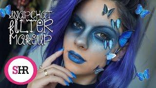 Snapchat Makeup Tutorial | Sophie Hannah Richardson