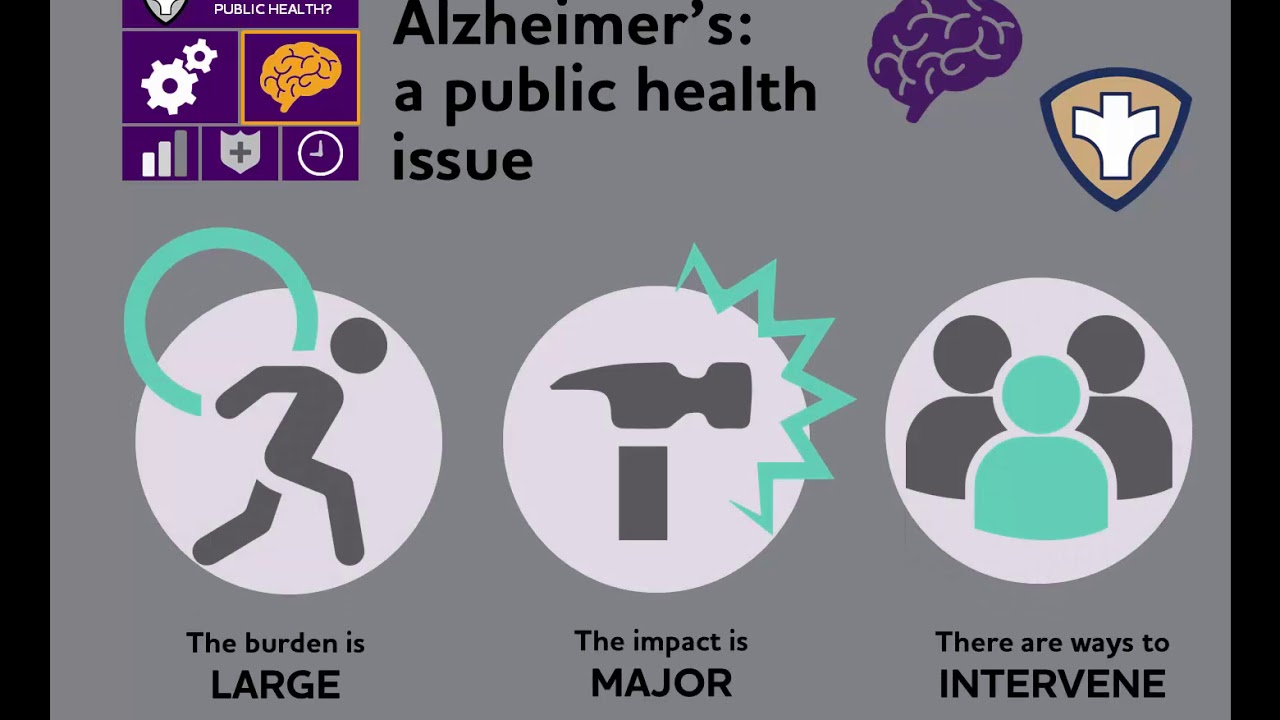 alzheimer's a public health responsibility Alzheimer's and other dementias as well as the role of public health developed  as part of a  and prevention (cdc) its contents are solely the responsibility of.
