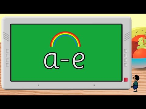 Phonics: The 'a-e' Spelling [FREE RESOURCE]