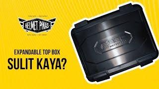 Expandable Top Box