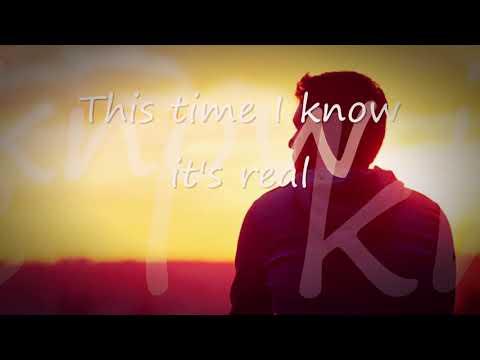 THIS TIME I KNOW IT'S REAL -  Norman Saleet (Lyrics)