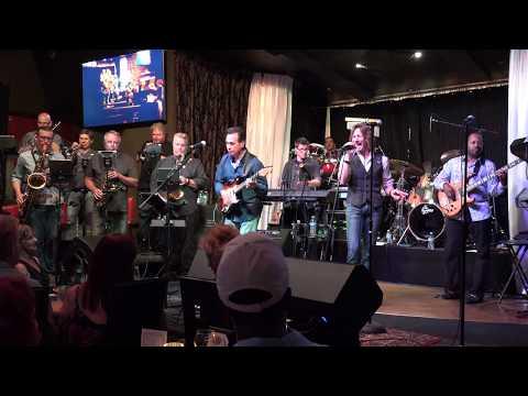 Santa Fe & The Fat City Horns  Moondance  Bootlegger, Las Vegas