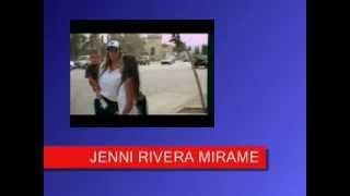 Jenni Rivera Mirame Video Oficial