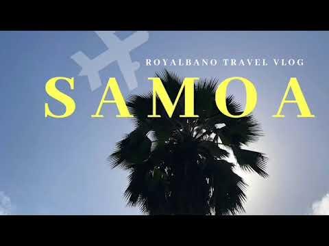 Travel Vlog: Samoa