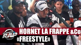 Download Freestyle Hornet La Frappe, Sadek, Kalash Criminel & Rémy #PlanèteRap MP3 song and Music Video