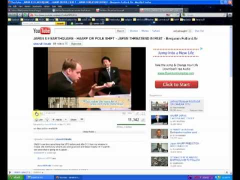 evidence fukushima was a nuclear attack not an earthquake.flv