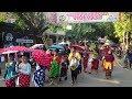 Begini Suasana Kirab Gebyar Budaya di Kelurahan Panumping