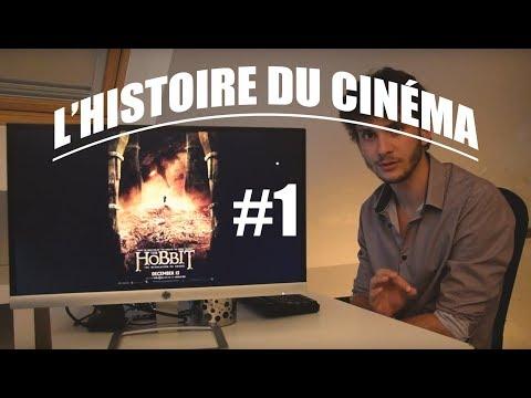 HDC#1 - PRÉHISTOIRE ET FRÈRES LUMIÈRES (L'Histoire Du Cinéma)