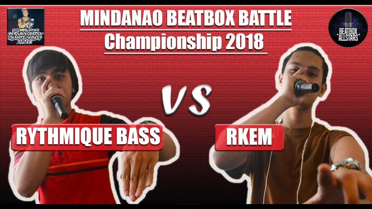 RYTHMIQUE BASS vs RKEM   MBBC 2018   TOP 16