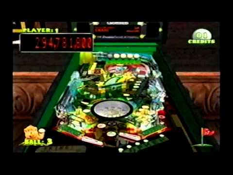 Pinball Hall of Fame - The Gottlieb Collection - Tee'd Off (1.5B)