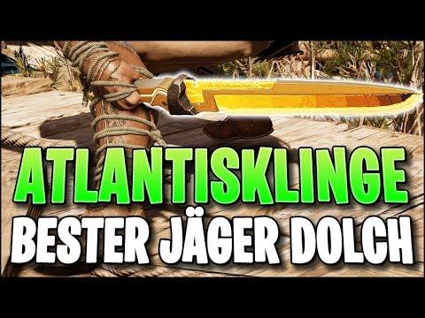 BESTER DOLCH für Jäger in Assassin's Creed Odyssey - Atlantisklinge bekommen thumbnail