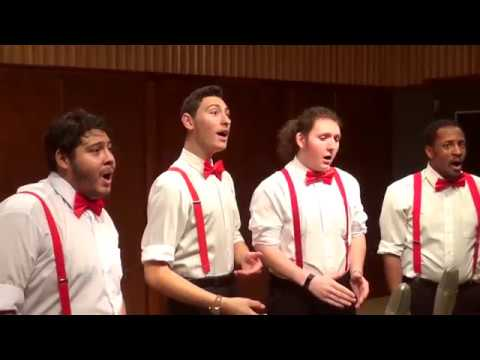 Summertime-Out of Time Barbershop Quartet-Schenectady County Community College