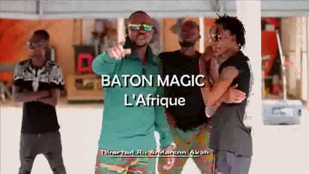 Download #LIVRE STERLING de la RDC ft BATON MAGIC du TCHAD...trouble en Afrique(2)