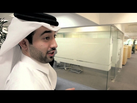 A day in the life of Ibrahim at Qatar Shell