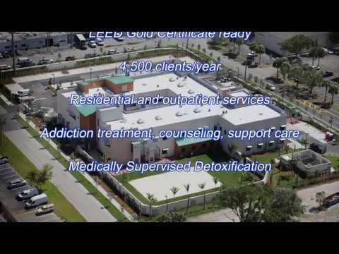 The new Broward Addiction Recovery Center (BARC) video tour