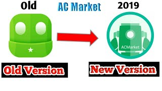 Gambar cover How to download ac market apps new version 2019.Ac market 2019 version.