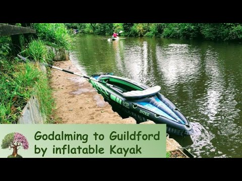Part 1: Godalming To Guildford On The Wey Navigation