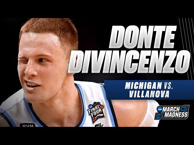 d36189e3f15 Donte DiVincenzo turned tournament heroics into NBA opportunity   Sporting  News
