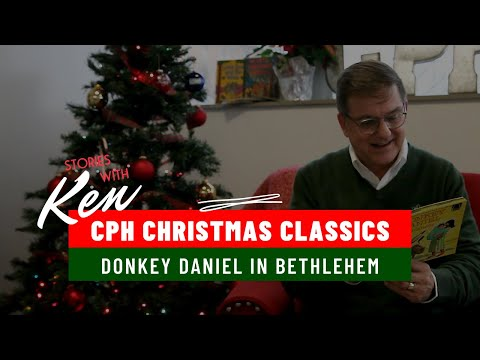 Donkey Daniel in Bethlehem | Children's Christmas Bible Story Book Read Aloud by Ken Ohlemeyer