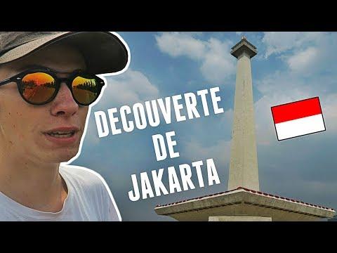 PREMIERS PAS A JAKARTA | VLOG INDONÉSIE