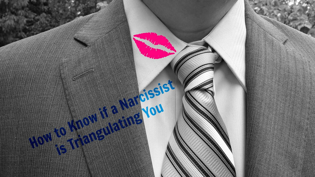 How To Know If a Narcissist is Triangulating You and Reverse Triangulation