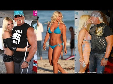 Hulk Hogan's Daughter  2017  Brooke Hogan