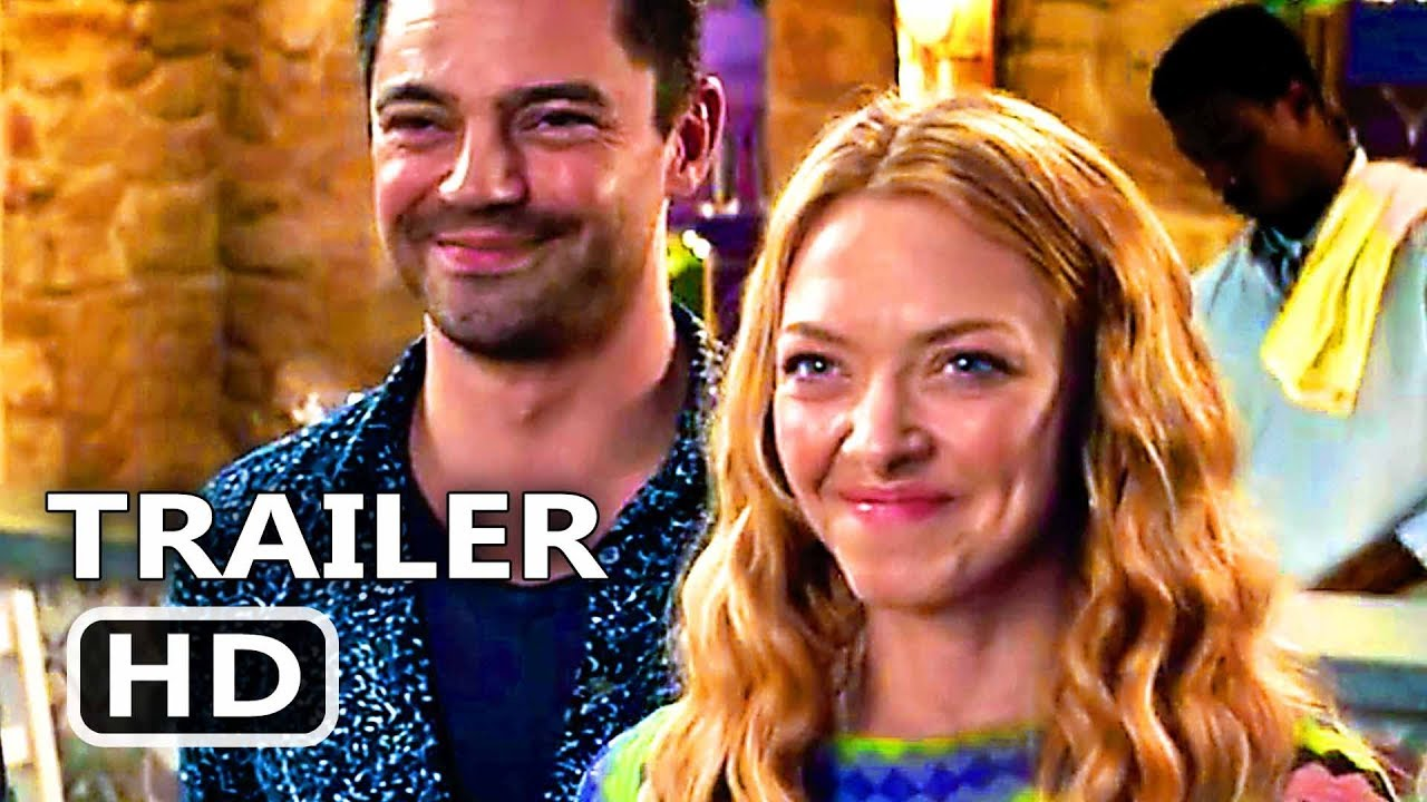"MAMMA MIA 2 Here We Go Again ""First Loves"" Trailer (2018) Amanda Seyfried, Lily James, Movie HD"