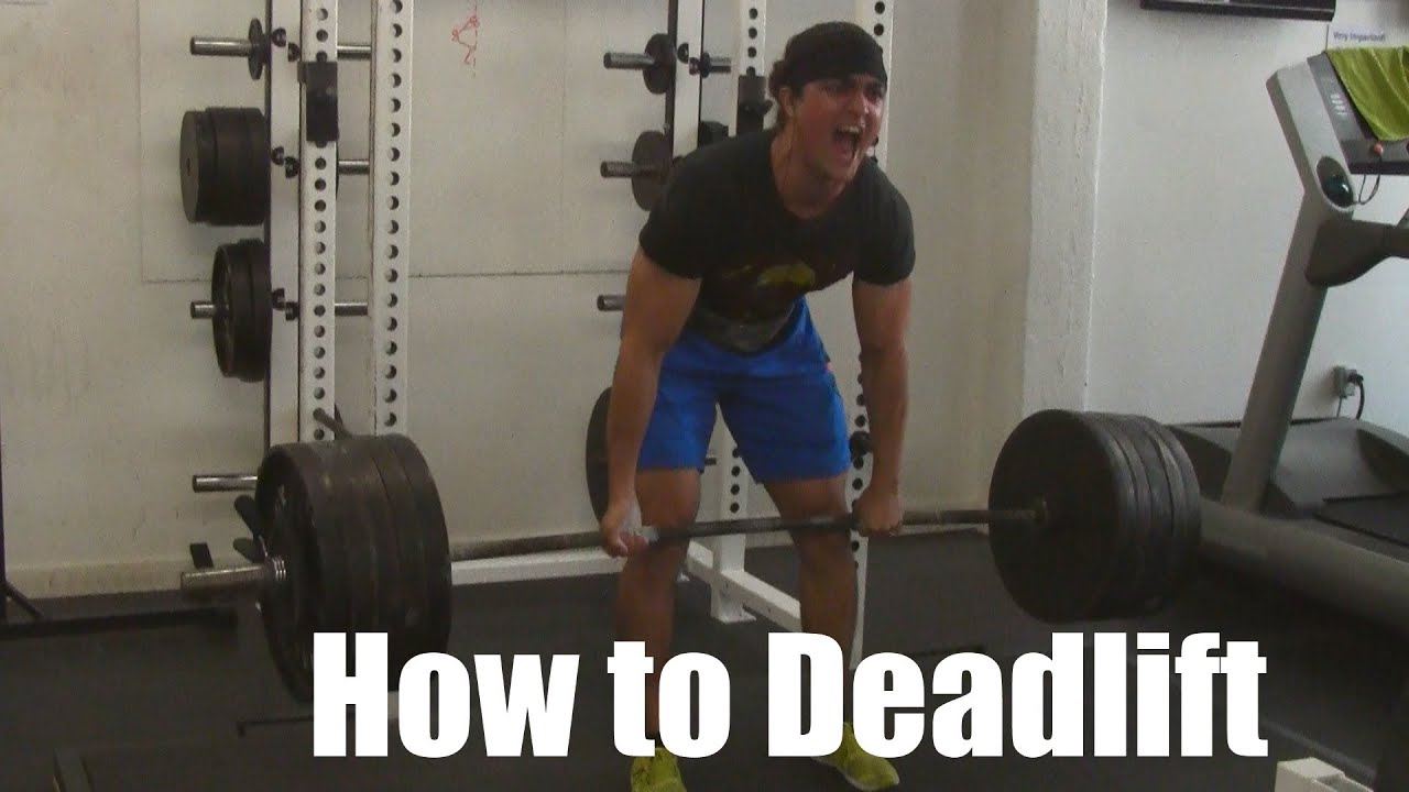 How to deadlift properly for strength size and performance how to deadlift properly for strength size and performance correct technique youtube falaconquin