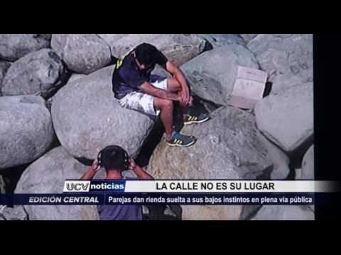 Víctor Larco: Bajos instintos en plena vía pública