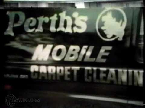Winnipeg - Perth's Mobile Carpet Cleaning Plant commercial (1984)