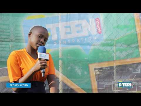 SPOKEN WORD by Ugandan teens, OUR DEEPEST FEAR