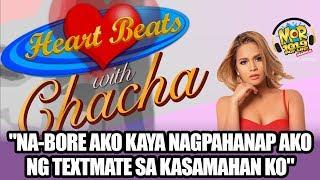 """#Heartbeats: """"Na-bore ako kaya nagpahanap ako ng textmate sa kasamahan ko"""""""