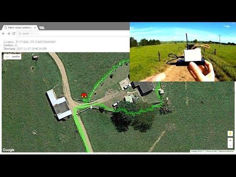 Farm rover part 6 (map making)