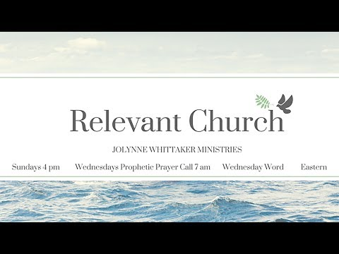 Relevant Church - God Wants To Move You Forward