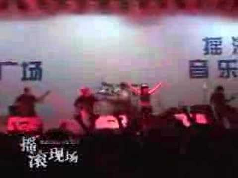 purgatory band live show in Dalian China-2